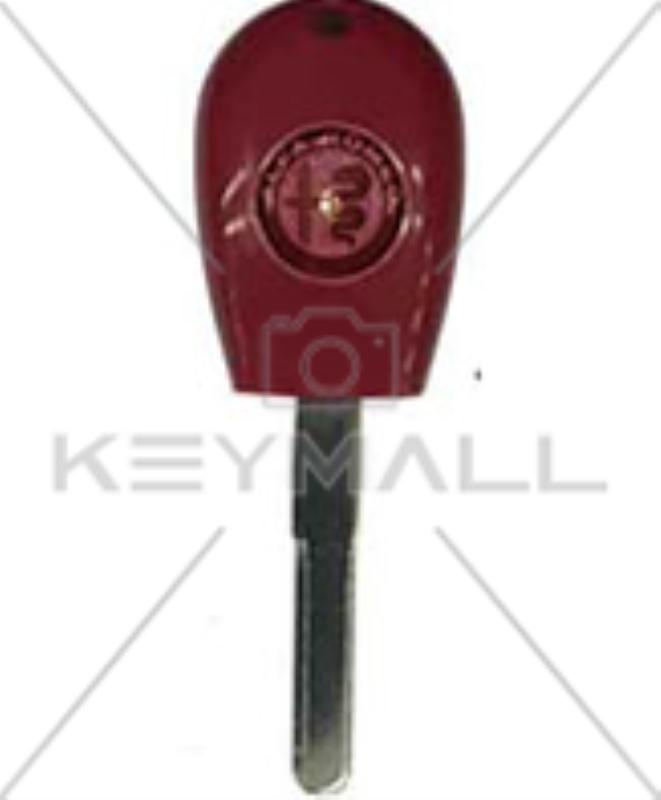 Llave Hueca Alfa Romeo Roja Regata